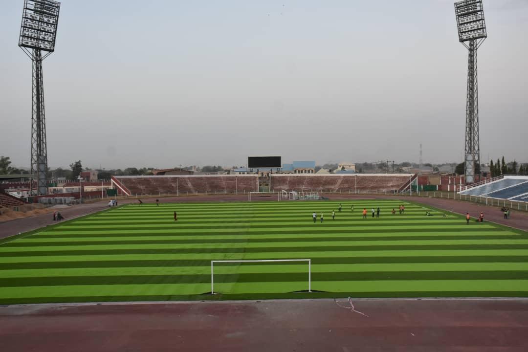 Reform sports Bauchi project