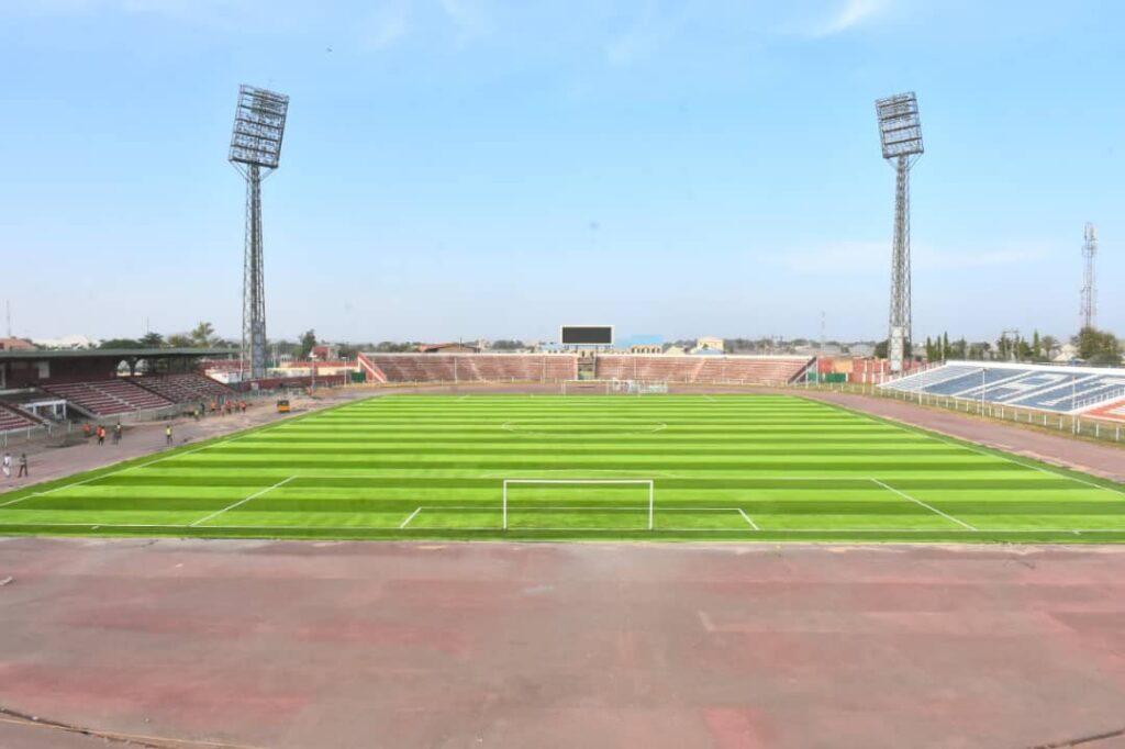 bauchi township stadium