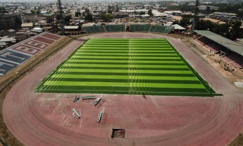 Bauchi stadium